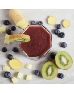 Kiwi Berry Punch Smoothie