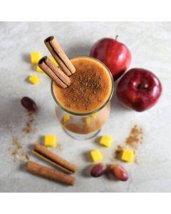 Cinnamon Mango Apple Smoothie