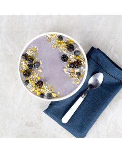 Blackberry Blueberry Smoothie Bowl