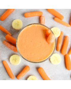 Carrot Orange Banana Smoothie