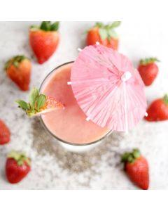 Banana Strawberry Honeydew Smoothie