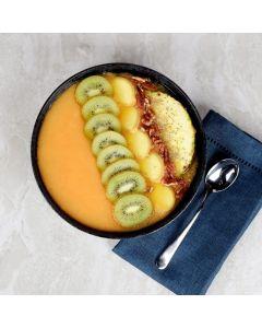 Tropical Fruit Smoothie Bowl