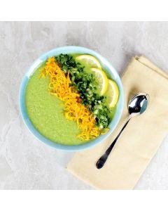 The Green Orange Smoothie Bowl