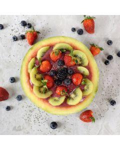 Very Berry Kiwi Smoothie Bowl