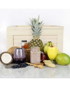 The Healthy & Tropical Smoothie Crate