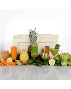 The Healthy Green Smoothie Crate