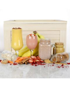 The Desserts Cake Smoothie Crate