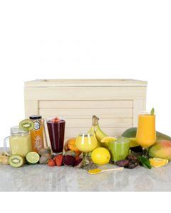 Taste The Rainbow Smoothie Crate