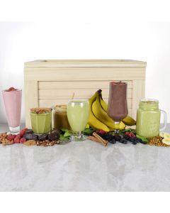 Protein Packed Smoothie Crate