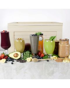 THE MEAL REPLACEMENT SMOOTHIE CRATE