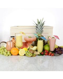 The Tropical Fruit Smoothie Crate